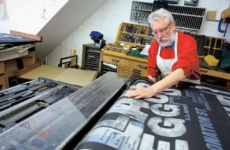 Alan Kitching. A life in letterpress | Words for Designers