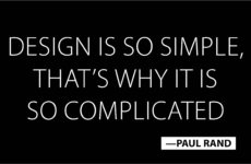 Quotes on Design –