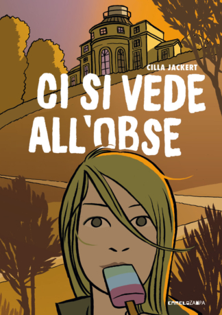Ci si vede all'OBSE | Cilla Jackert