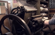 Letterpress Printing: Mr Smith la spiega facile